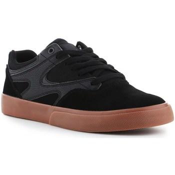 Obuća Muškarci  Niske tenisice DC Shoes Kalis Vulc Crna