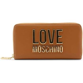 Torbe Žene  Novčanici Love Moschino JC5611PP1DLJ020A Smeđa