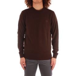 Odjeća Muškarci  Majice dugih rukava Trussardi 52M00519 0F000571 BROWN