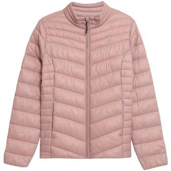 Odjeća Žene  Pernate jakne 4F KUDP002 Ružičasta