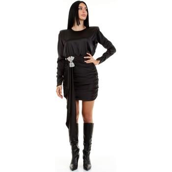 Odjeća Žene  Kratke haljine Aniye By 181241 Nero