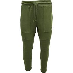 Odjeća Muškarci  Donji dio trenirke Diadora Cuff Shield Zelena