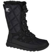 Obuća Žene  Čizme za snijeg Sorel Whitney II Tall Lace Crna