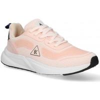 Obuća Žene  Niske tenisice Etika 55409 Ružičasta