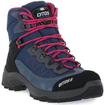 Obuća Muškarci  Pješaćenje i planinarenje Lytos BRAIES TECH 14 Nero