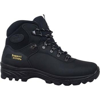 Obuća Muškarci  Pješaćenje i planinarenje Grisport 14502D10G Crna