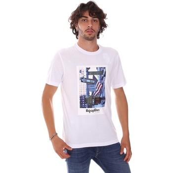 Odjeća Muškarci  Majice kratkih rukava Refrigiwear RM0T24400JE9101 Bijela