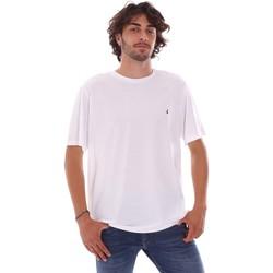 Odjeća Muškarci  Majice kratkih rukava Navigare NV31126 Bijela