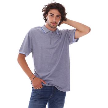 Odjeća Muškarci  Polo majice kratkih rukava Navigare NV82127 Plava