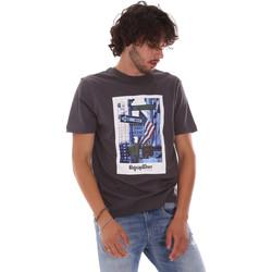 Odjeća Muškarci  Majice kratkih rukava Refrigiwear RM0T24400JE9101 Siva