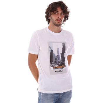 Odjeća Muškarci  Majice kratkih rukava Refrigiwear RM0T25500JE9101 Bijela