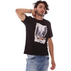 Odjeća Muškarci  Majice kratkih rukava Refrigiwear RM0T25500JE9101 Crno