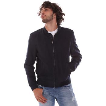Odjeća Muškarci  Jakne Henry Cotton's HMM0810003-S0418 Plava