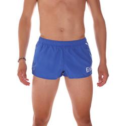 Odjeća Muškarci  Kupaći kostimi / Kupaće gaće Ea7 Emporio Armani 902008 7P731 Plava