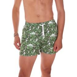Odjeća Muškarci  Kupaći kostimi / Kupaće gaće Ea7 Emporio Armani 902000 7P755 Zelena