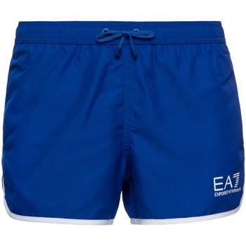 Odjeća Muškarci  Kupaći kostimi / Kupaće gaće Ea7 Emporio Armani 902007 7P740 Plava