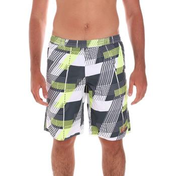 Odjeća Muškarci  Bermude i kratke hlače Ea7 Emporio Armani 902004 6P744 Siva