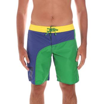 Odjeća Muškarci  Bermude i kratke hlače Ea7 Emporio Armani 902003 6P742 Zelena