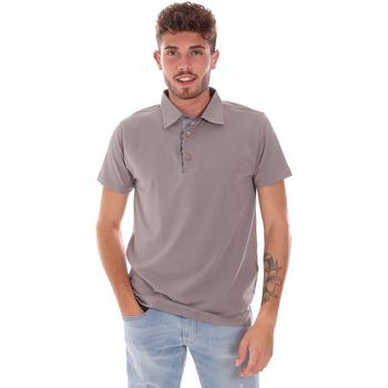 Odjeća Muškarci  Polo majice kratkih rukava Bradano 600 Siva