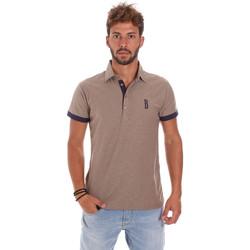 Odjeća Muškarci  Polo majice kratkih rukava Bradano 201014M Bež