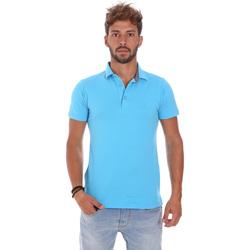Odjeća Muškarci  Polo majice kratkih rukava Bradano 201014M Plava
