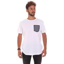 Odjeća Muškarci  Majice kratkih rukava Antony Morato MMKS01025 FA100084 Bijela