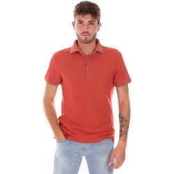 Odjeća Muškarci  Polo majice kratkih rukava Gas 310124 Naranča