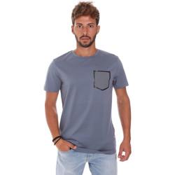 Odjeća Muškarci  Majice kratkih rukava Antony Morato MMKS01025 FA100084 Plava