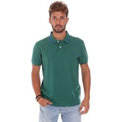 Odjeća Muškarci  Polo majice kratkih rukava U.S Polo Assn. 38238 50336 Zelena