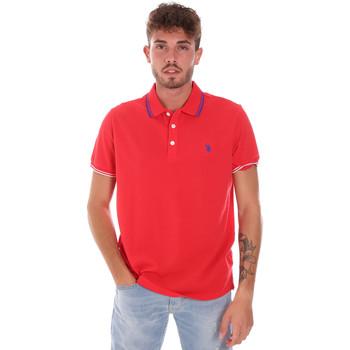 Odjeća Muškarci  Polo majice kratkih rukava U.S Polo Assn. 38270 51711 Crvena