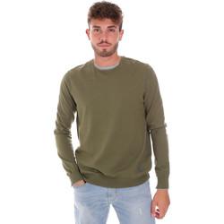 Odjeća Muškarci  Puloveri Gaudi 811BU53023 Zelena