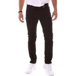 Odjeća Muškarci  Hlače Gaudi 021GU25015 Crno