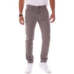 Odjeća Muškarci  Hlače Gaudi 021GU25037 Siva