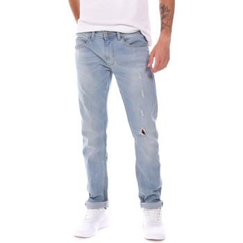 Odjeća Muškarci  Slim traperice Gaudi 811BU26034L32 Plava