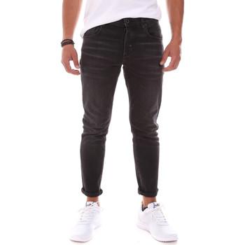 Odjeća Muškarci  Slim traperice Antony Morato MMDT00226 FA750235 Crno