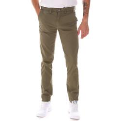 Odjeća Muškarci  Hlače Gaudi 011BU25022 Zelena