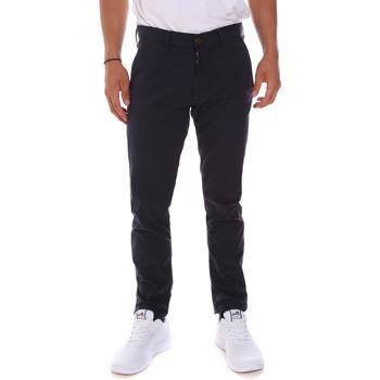 Odjeća Muškarci  Hlače Wrangler W18SGJ114 Plava