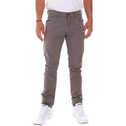 Odjeća Muškarci  Hlače Wrangler W18SMM80L Siva