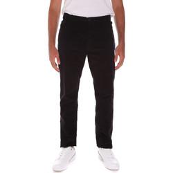 Odjeća Muškarci  Slim traperice Navigare NV53061 Crno