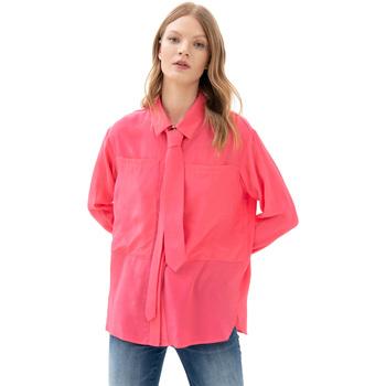 Odjeća Žene  Košulje i bluze Fracomina F321WT6001W41801 Ružičasta