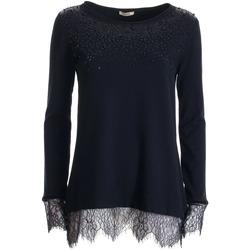 Odjeća Žene  Puloveri Fracomina FR21WT7031K41201 Crno