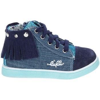 Obuća Djeca Modne tenisice Lulu LX070033T Plava