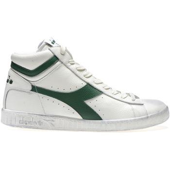 Obuća Muškarci  Visoke tenisice Diadora 501159657 Bijela