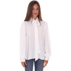 Odjeća Žene  Košulje i bluze Fracomina F321WT6004W41201 Bijela