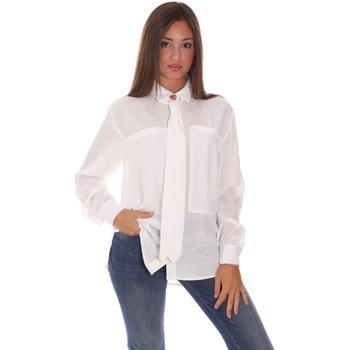 Odjeća Žene  Košulje i bluze Fracomina F321WT6001W41801 Bijela