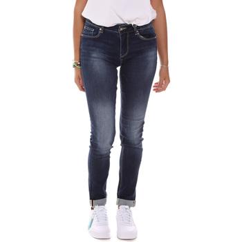 Odjeća Žene  Traperice Fracomina FP21WV1001D40801 Plava