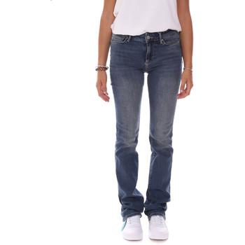 Odjeća Žene  Traperice Fracomina FP21WV8020D40102 Plava