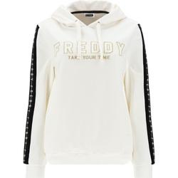 Odjeća Žene  Sportske majice Freddy F1WCLS4 Bijela