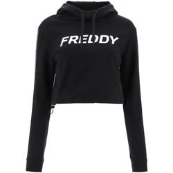 Odjeća Žene  Sportske majice Freddy F1WFTS3 Crno