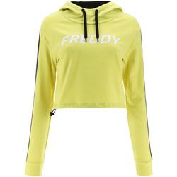 Odjeća Žene  Sportske majice Freddy F1WFTS3 Žuta boja